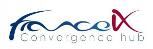 Logo france-ix convergence hub